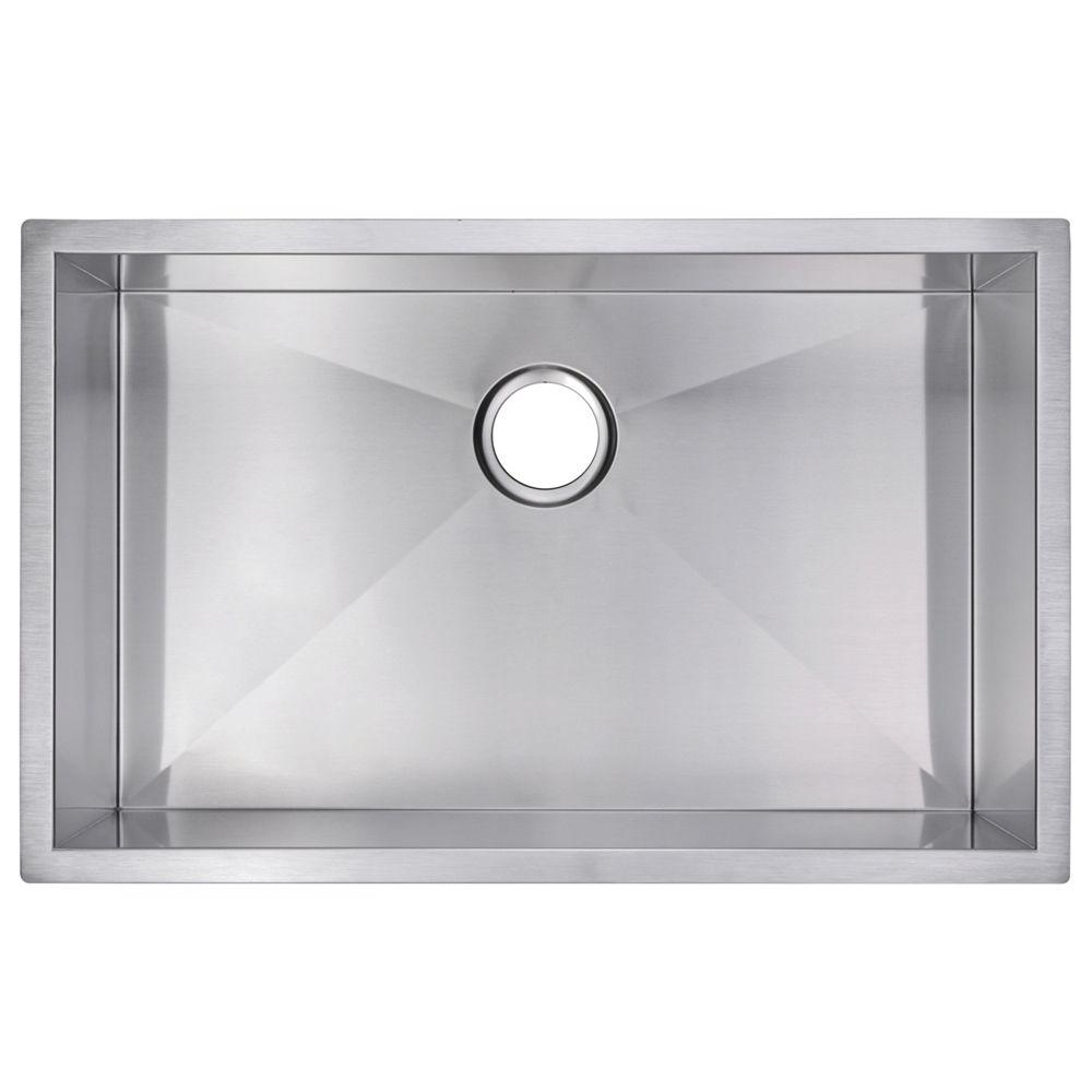 Dual Mount Handmade Kitchen Sink – Worldwide Distribution, LLLP.